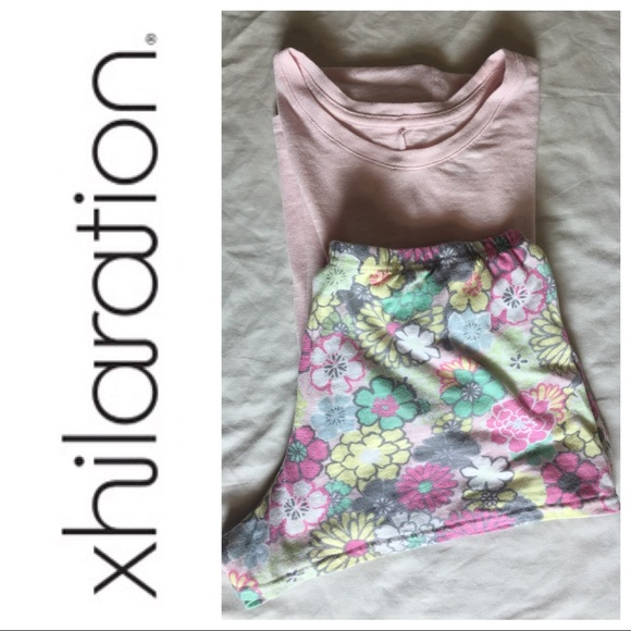 84d6401b1bdc8 Xhilaration Intimates & Sleepwear | Pajama Set | Poshmark